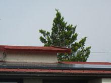 太陽光発電システムを設置しました